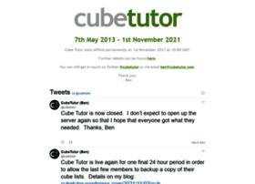 cubetutor.com