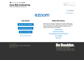 cuboulder.zoom.us