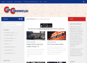 cubschronicles.com