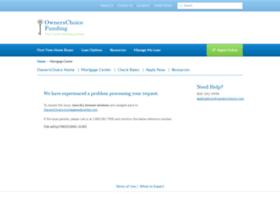 cuc.mortgagewebcenter.com