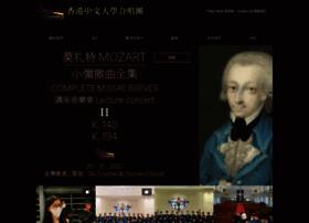 cuchorus.org.hk