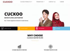 cuckooauthorizedreseller.com