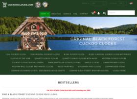 cuckooclocks.com