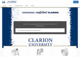 cuconnect.clarion.edu