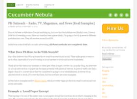 cucumbernebula.com