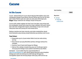 cucune.blogspot.com