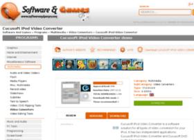 cucusoft-ipod-video-converter.10001downloads.com