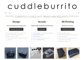 cuddleburrito.com