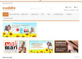 cuddleclutter.com