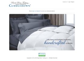 cuddledownwholesale.com