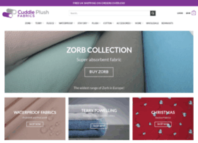cuddleplushfabrics.co.uk