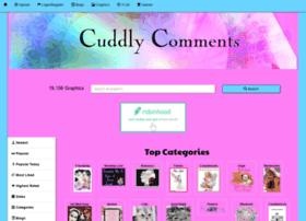 cuddlycomments.com