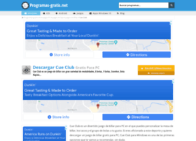 cue-club.programas-gratis.net