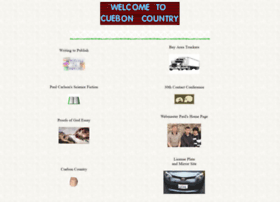 cuebon.com