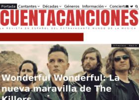 cuentacanciones.com