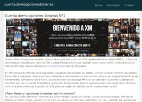 cuentademoopcionesbinarias.com
