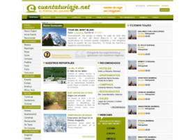 cuentatuviaje.net