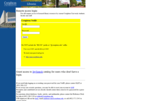 cuhsl.creighton.edu