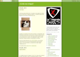 cuidaesalengua.blogspot.com