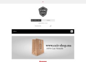 cuir-shop.ma