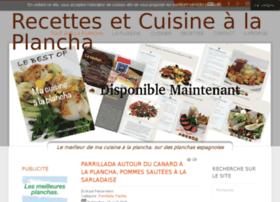 cuisine-a-la-plancha.eu