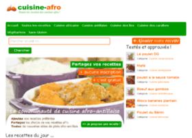 cuisine-afro.com
