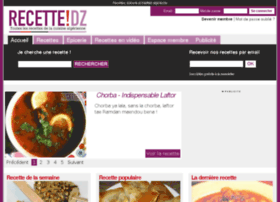 cuisine-algerienne.algeria-isp.com