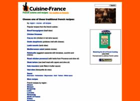 cuisine-france.com