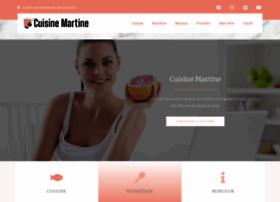 cuisine-martine.com