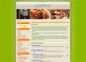 cuisine-recette.com
