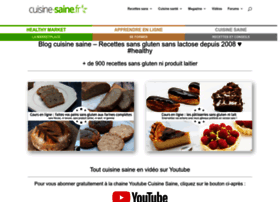 cuisine-saine.fr