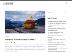 cuisine-spirit.com