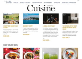 cuisine.co.nz