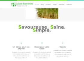 cuisinebioptimiste.com