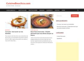cuisinebouchra.com