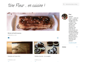 cuisinedefleur.blogspot.fr