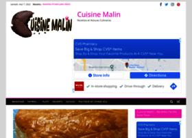 cuisinemalin.fr
