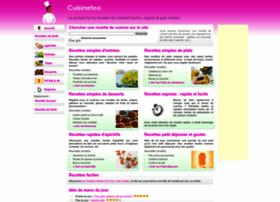 cuisinetoo.com