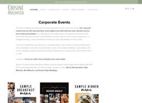 cuisineunlimited.com