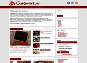 cuisiniers.pro