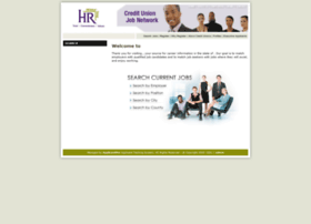 cujobnetwork.creditunionjobsearch.com