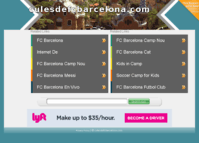 culesdefcbarcelona.com