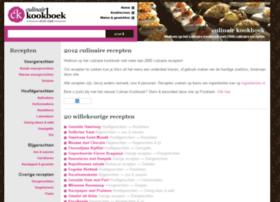 culinairkookboek.nl