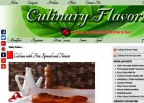 culinaryflavors.blogspot.com