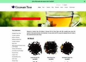 culinaryteas.com
