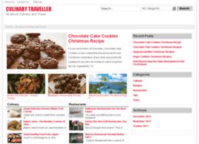 culinarytravellerz.com