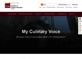 culinaryvoice.ice.edu