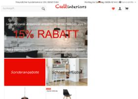 cultinteriors.com