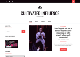 cultivatedinfluence.net