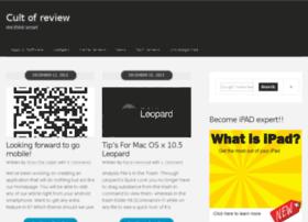 cultofreview.com
